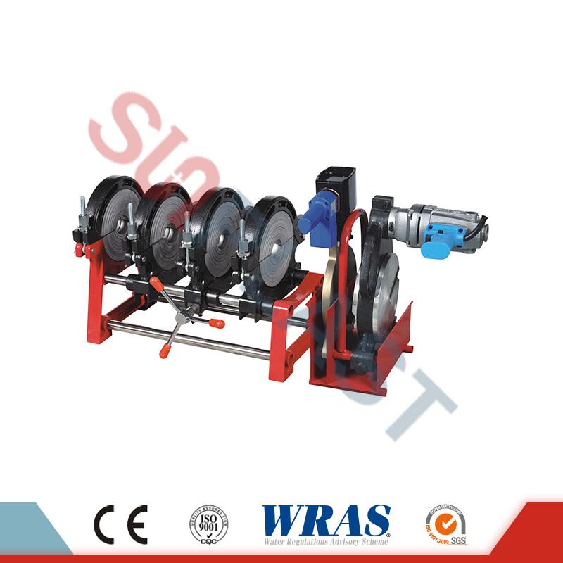 SPA160-4M ম্যানুয়াল বাট ফিউশন ঢালাই মেশিন