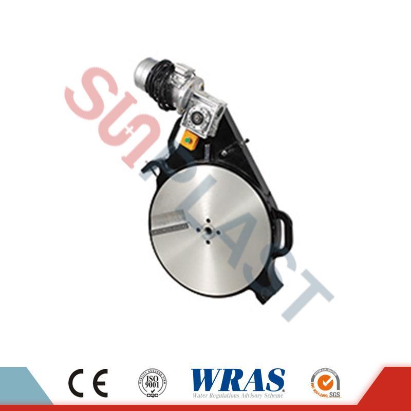 160-315 মিমি হাইড্রোলিক বাট ফিউশন ঢালাই মেশিন জন্য HDPE পাইপ