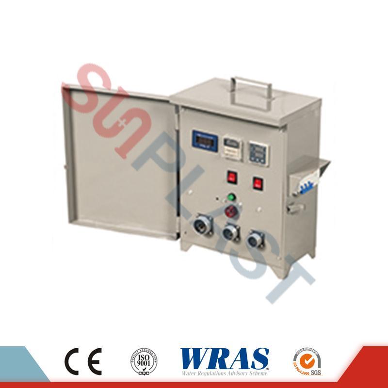 630-800 মিমি হাইড্রোলিক বাট ফিউশন ঢালাই মেশিন জন্য HDPE পাইপ