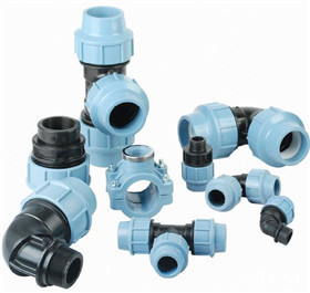 PP সিompression Fittings